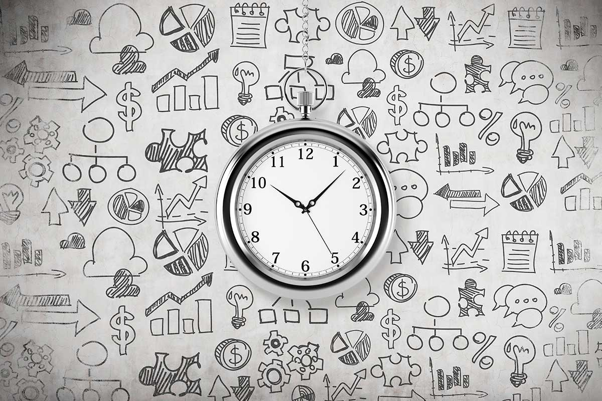 Gestión del tiempo y productividad